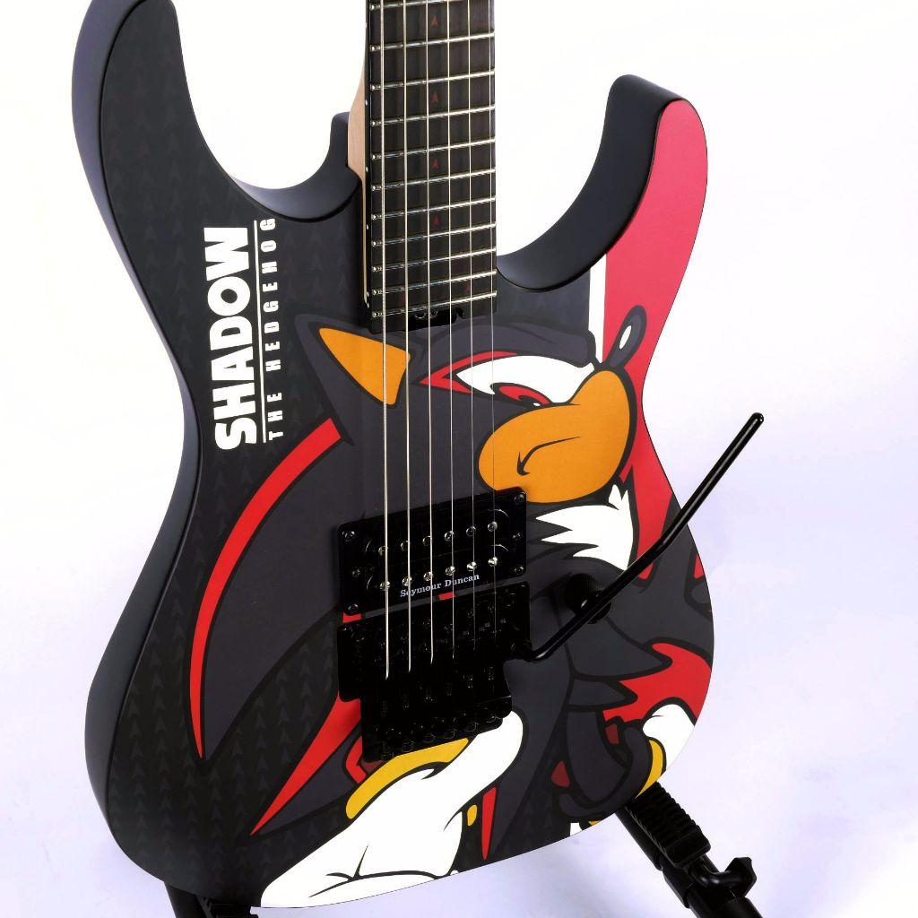 esp ltd sd 15th shadow the hedgehog guitar ii live louder. Black Bedroom Furniture Sets. Home Design Ideas