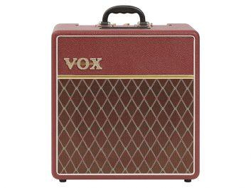 Vox AC4C1 Maroon Bronco Front