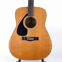 Yamaha FG-335Lii Acoustic Guitar Left Handed