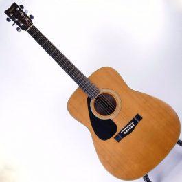 Yamaha FG-335Lii Acoustic Guitar Left Handed b