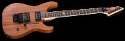 ESP LTD M-400M Natural Satin angle