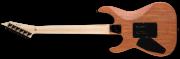 ESP LTD M-400M Natural Satin back